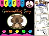 Groundhog Day Emergent Reader Groundhog Day Activities