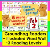 Groundhog Day Readers