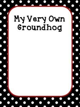 FREE Groundhog Day Activities