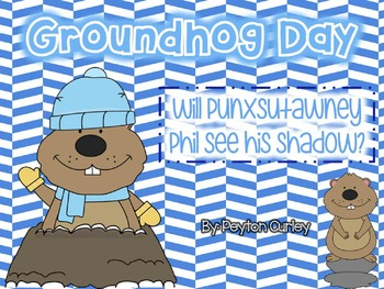 Groundhog Day FUN!