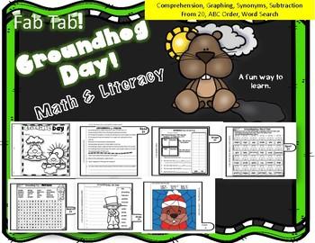 Groundhog Day Fab Tab! Dollar Deal