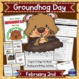 Groundhog Day Fact Booklet and Writing Activities