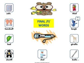 Groundhog Day Flashlight Articulation, Receptive Language, Literacy & Concepts