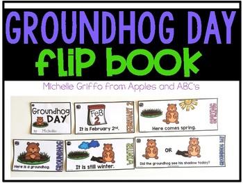 Groundhog Day Flip Book