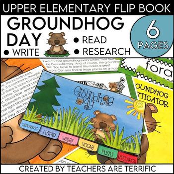 Groundhog Day Flipper Book