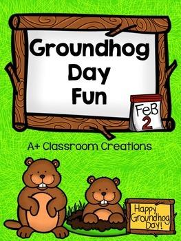 Groundhog Day Fun!