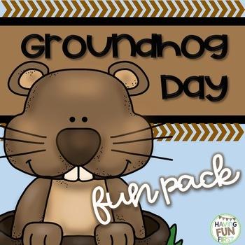 Groundhog Day Fun- Common Core Aligned