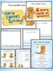 Groundhog Day Fun Packet and Bulletin Board Bundle - Writing Craft K 1 2
