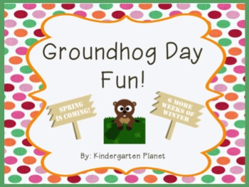 Groundhog Day Fun for the SMARTBoard!