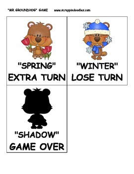 Groundhog Day Games and Activities