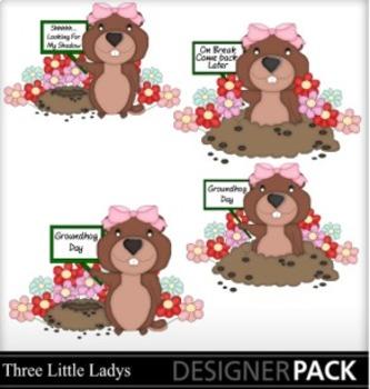 Groundhog Day Girls