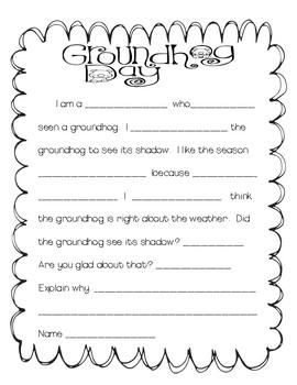 Groundhog Day Glyph