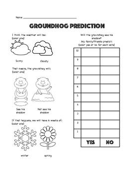 Groundhog Day Graph