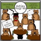 Groundhog Day {Graphics for Commercial Use}