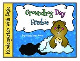 Groundhog Day Graphing Freebie