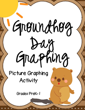 Groundhog Day: Picture Graph Worksheet