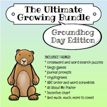 Groundhog Day Growing Bundle