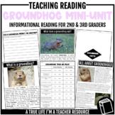 Groundhog Day Informational Reading Mini-Unit