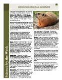 Groundhog Day:  Informational Text