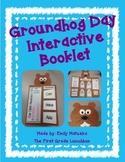 Groundhog Day Interactive Book/Craft/Activity