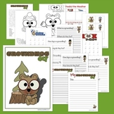 Groundhog Day - K-3 Learning Pack