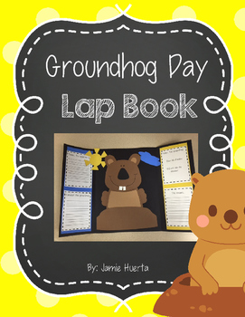 Groundhog Day Lap Book
