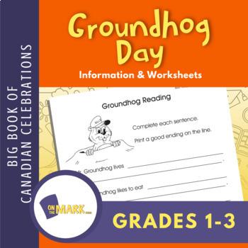 Groundhog Day Lesson Plan
