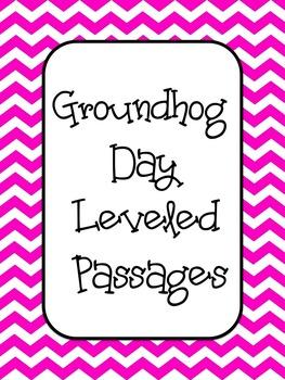 Groundhog Day Leveled Passages