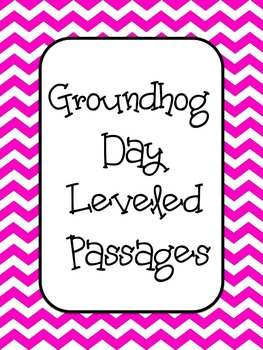 Groundhog Day Leveled Passages