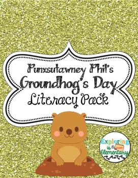 Groundhog Day Literacy Pack