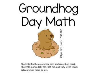 Groundhog Day Math