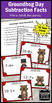 Subtraction Facts Task Cards for Groundhog Day Math Center