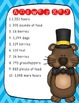Groundhog Day Math Task Cards: Guess the Operation- Grades 3, 4, 5