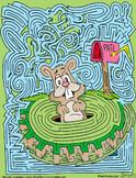 Groundhog Day Maze