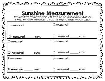 Groundhog Day Measurement