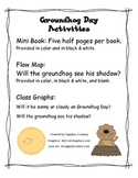 Groundhog Day: Mini Book, Graphs, Flow Map