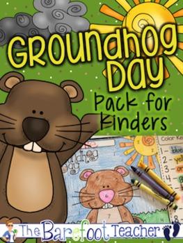 Groundhog Day Math & Literacy Activities