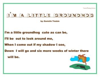 Groundhog Day Mini Unit