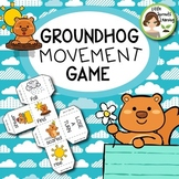Groundhog Day Movement Game