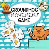 Groundhog Day Movement Game