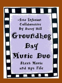 Groundhog Day Music Duo