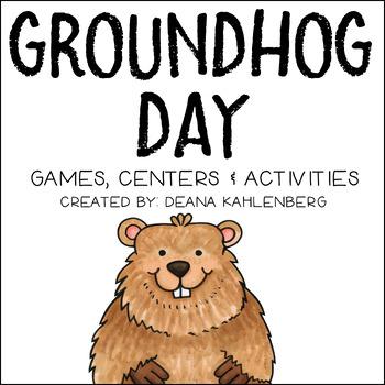 Groundhog Day {No Prep Practice}