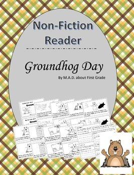 Groundhog Day Nonfiction CLOSE Book