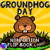Groundhog Day Nonfiction Flip Book