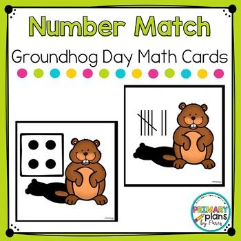 Groundhog Day Number Match Up
