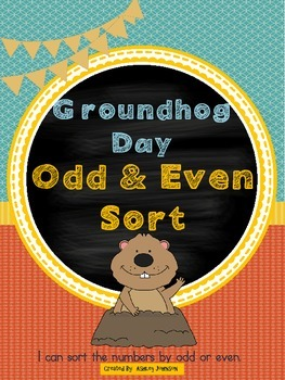 Groundhog Day Odd and Even Sort