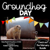 Groundhog Day (Opinion Writing- W.4.1, RI Text Questions,