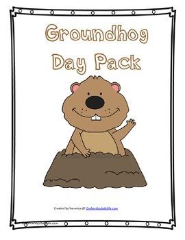 Groundhog Day Pack