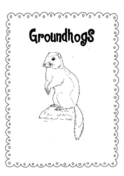 Groundhog Day Pack { Freebie }