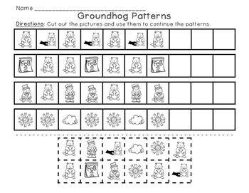 Groundhog Day Patterns